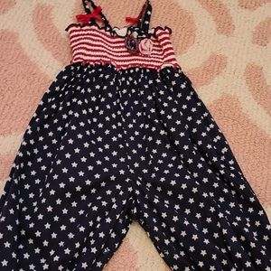 Stars & stripes outfit
